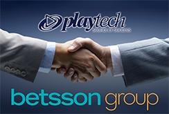 Playtech подписал соглашение с Betsson