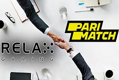 Relax Gaming подписал контракт с Париматч