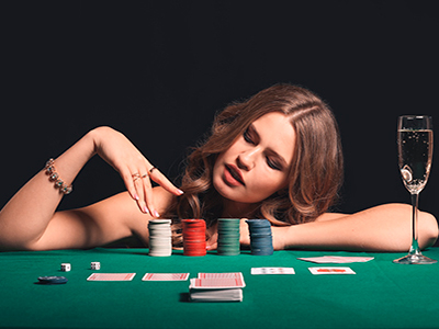 Женщины и азартные игры