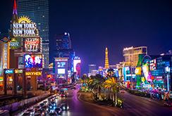 Казино Лас-Вегаса будут ограничены в работе