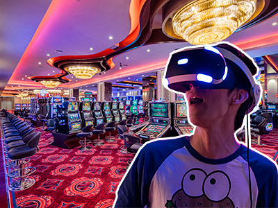 VR в казино