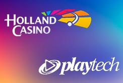 Holland Casino и Playtech стали партнерами