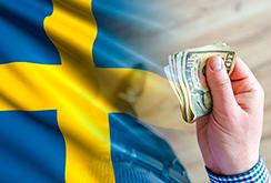 Швеция продлила лимит депозитов