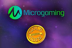 Microgaming заключила сделку с Gold Coin Studios