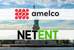 Amelco и NetEnt партнеры