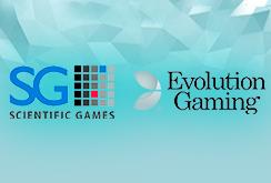 Evolution подписал соглашение с Scientific Games