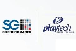 Scientific Games и Playtech