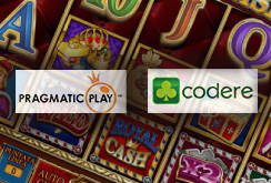 Pragmatic Play и Codere