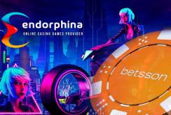 Endorphina и Betsson