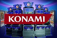 Konami разработал линейку передовых слотов премиум-класса
